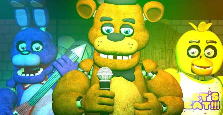 Revelan y cancelan <em>Five Nights at Freddy's 6</em> al mismo tiempo