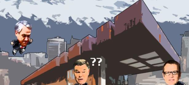 Corre para ser el presidente de Chile en <em>Super Piraña Run</em>