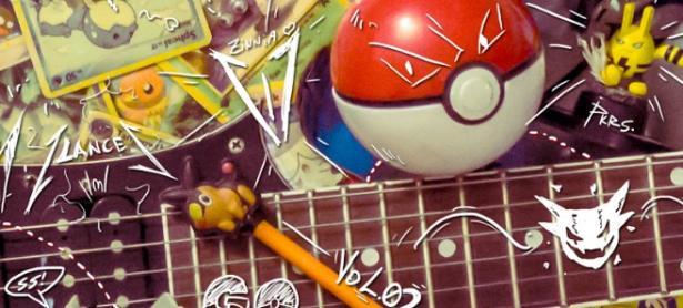 Artista chileno Pokérus lanza el segundo volumen de <em>PokéMemories</em>