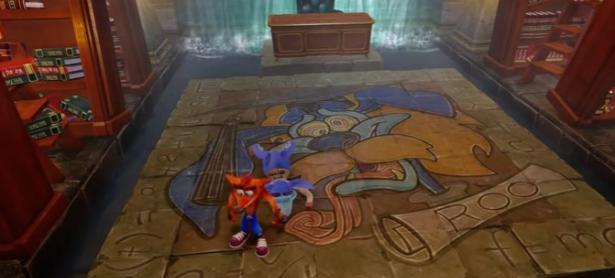 Comparativa de las peleas de jefes en <em>Crash Bandicoot: N. Sane Trilogy</em>