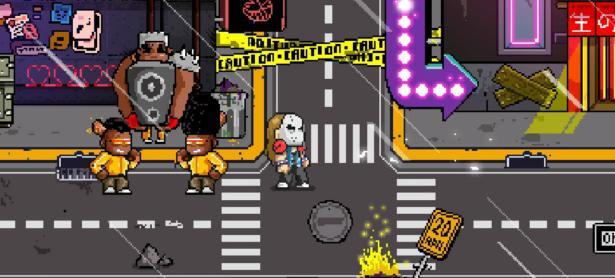 <em>Neon City Riders</em> es un nuevo videojuego mexicano de temática cyberpunk