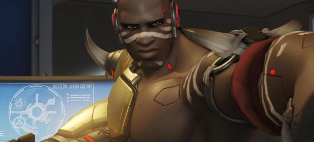 Revelan a Doomfist en un épico corto de <em>Overwatch </em>con estilo anime