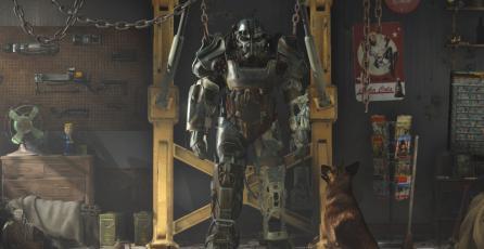 Demandan a ZeniMax por comerciales de <em>Fallout 4</em>