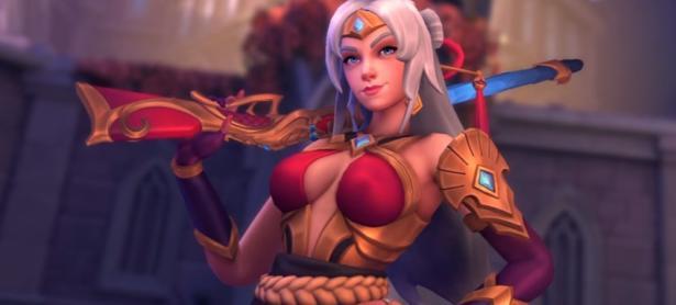 Lian es la nueva campeona de daño de <em>Paladins</em>