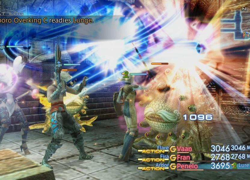La opción de acelerar el combate hace más disfrutable la experiencia de juego