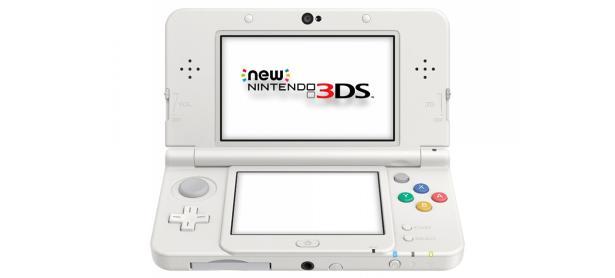 Nintendo cesa producción del New 3DS en Japón