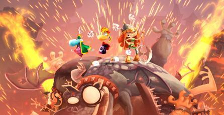 Posible fecha de <em>Rayman Legends</em> para Switch aparece en tiendas online