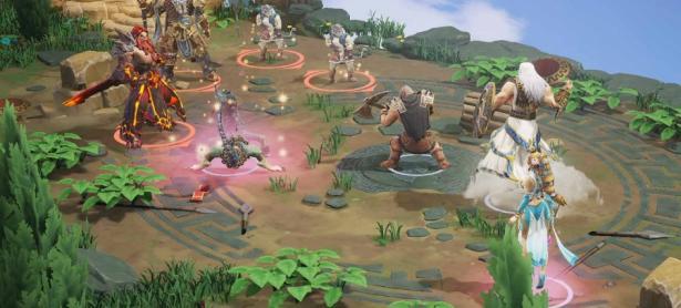 <em>Hand of the Gods: SMITE Tactics</em> arranca su Beta Abierta en PC