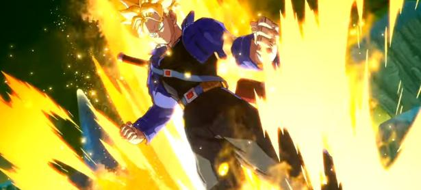 EVO 2017: Presentan oficialmente el tráiler de Trunks en <em>Dragon Ball FighterZ</em>