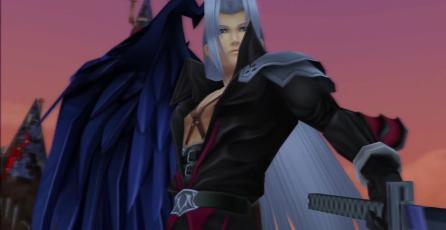 Desarrolladores de <em>Kingdom Hearts III</em> no han decidido si incluirán a Sephiroth en el juego