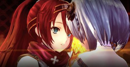 Avance de <em>Nights of Azure 2</em> muestra más drama con bellas chicas
