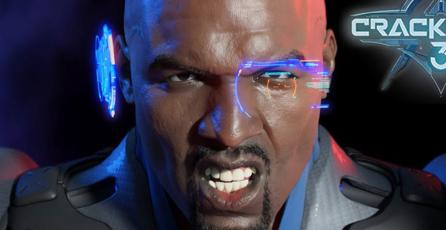 Ve al personaje de Terry Crews en nuevo video de <em>Crackdown 3</em>