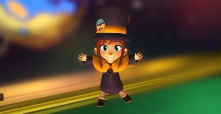 <em>A Hat in Time</em> también llegará a PlayStation 4 y Xbox One