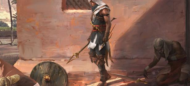 <em>Assassin's Creed Origins</em> no está en planes para Switch