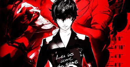 Checa esta figura de Joker de <em>Persona 5</em>