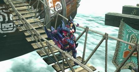 Ya está disponible el demo de <em>Monster Hunter XX</em> para Switch