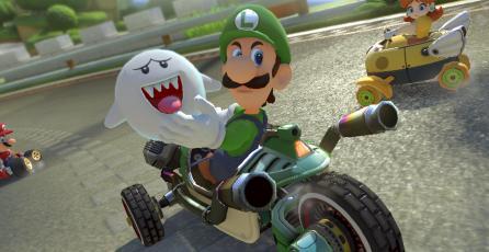 Lanzan parche 1.2.1 para <em>Mario Kart 8 Deluxe</em>