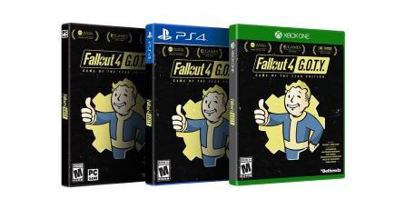 Casi 2 años después de su lanzamiento, Fallout 4 tendrá edición definitiva