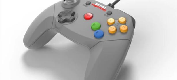 Campaña de Kickstarter rediseña el control de Nintendo 64 a estándares actuales