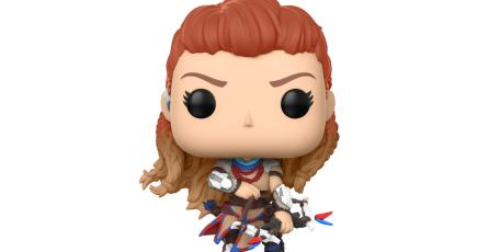 Checa las figuras Funko Pop! de <em>Horizon: Zero Dawn</em>
