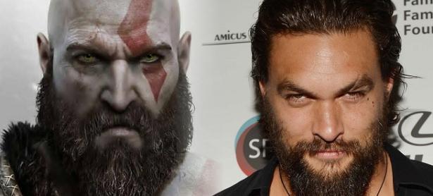 Actor de <em>Aquaman</em> amaría hacer de Kratos en una película de <em>God of War</em>