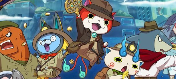 Secuela de <em>Yo-kai Watch Busters</em> llegará a Nintendo 3DS