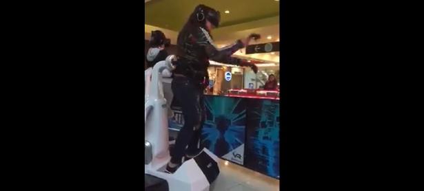 La tecnología de la realidad virtual llega a espantar a los chilenos