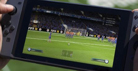 Soporte de EA para Switch dependerá de las ventas de <em>FIFA 18</em>