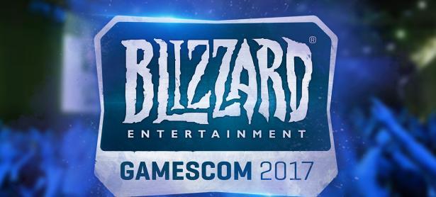 Blizzard prepara una presentación para gamescom 2017