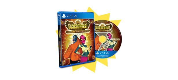 <em>Guacamelee! </em>tendrá un limitado lanzamiento físico para PS4