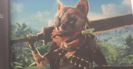 Aparece primera imagen del nuevo RPG de THQ Nordic