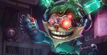 Riot Games lanzó un plataformero de <em>League of Legends</em>