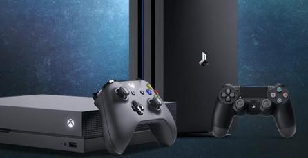 Xbox One X ya supera en ventas a la PS4 Pro en Estados Unidos