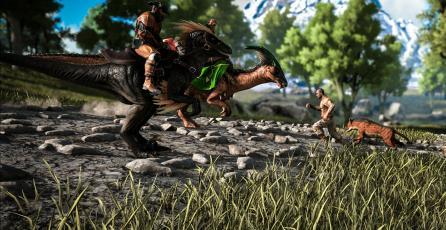 Aquí está el avance de lanzamiento de <em>ARK: Survival Evolved</em>