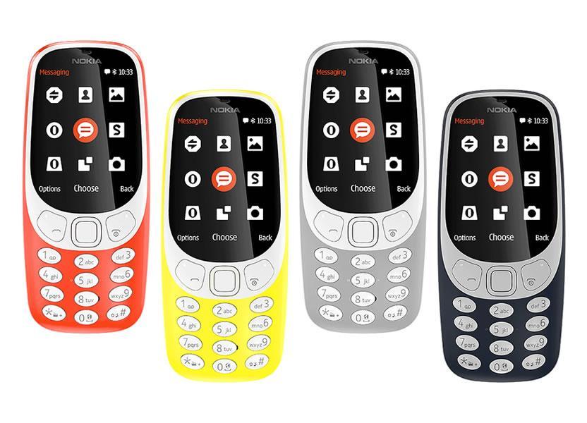 """""""Nokia 3310: el móvil original, actualizado"""", cita la descripción oficial"""