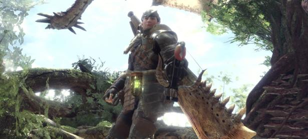<em>Monster Hunter World</em> contará con DLC gratuito