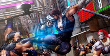 SEGA revela <em>Fist of the North Star</em> para PS4