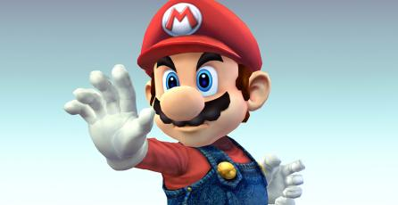 Este joven juega <em>Super Smash Bros.</em> con el control al revés