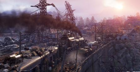 <em>Metro: Exodus</em> en Xbox One X lucirá como el trailer de E3 2017