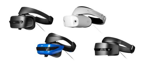 Dispositivos de realidad mixta de Microsoft serán compatibles con SteamVR