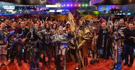 Más de 350,000 asistentes visitaron gamescom 2017