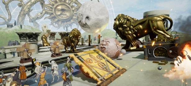 Juego chileno <em>Rock of Ages II: Bigger and Boulder</em> ya está disponible en PC