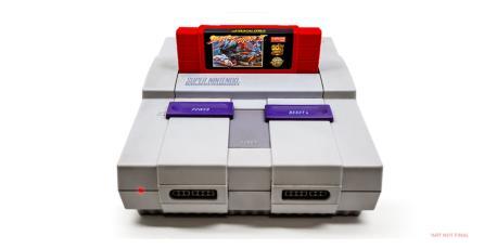 Capcom relanzará <em>Street Fighter II</em> en un cartucho de Super Nintendo
