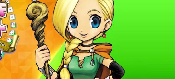 Ve a Bianca y Nera en <em>Fortune Street: Dragon Quest &amp; Final Fantasy </em>