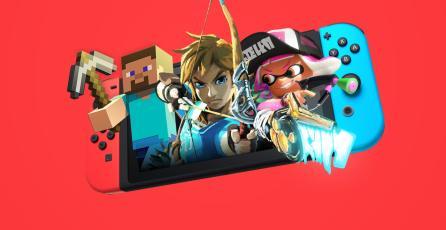 La estrategia de Nintendo con Switch: un gran juego por mes