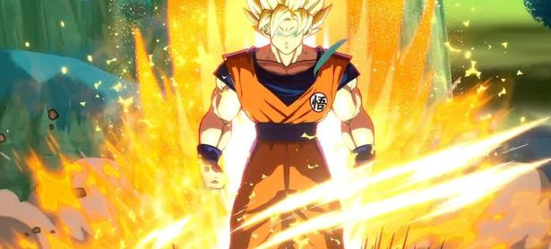 Goku muestra su poder en el nuevo avance de <em>Dragon Ball FighterZ</em>