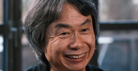 Fox McCloud está inspirado en el rostro de Shigeru Miyamoto