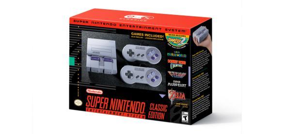 Nintendo aumentó drásticamente la producción del SNES Classic Edition