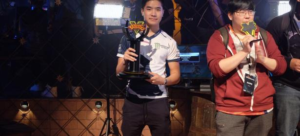 Campeón de <em>Street Fighter V</em> en Dreamhack de Montreal dona su premio a afectados por el huracán Irma