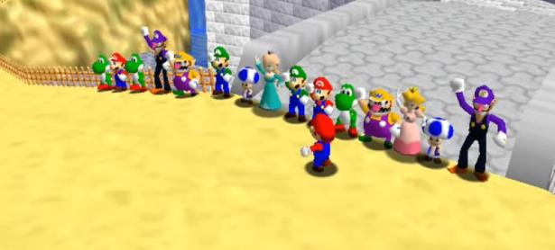 Ya está disponible el mod <em>Super Mario 64 Online</em> para PC